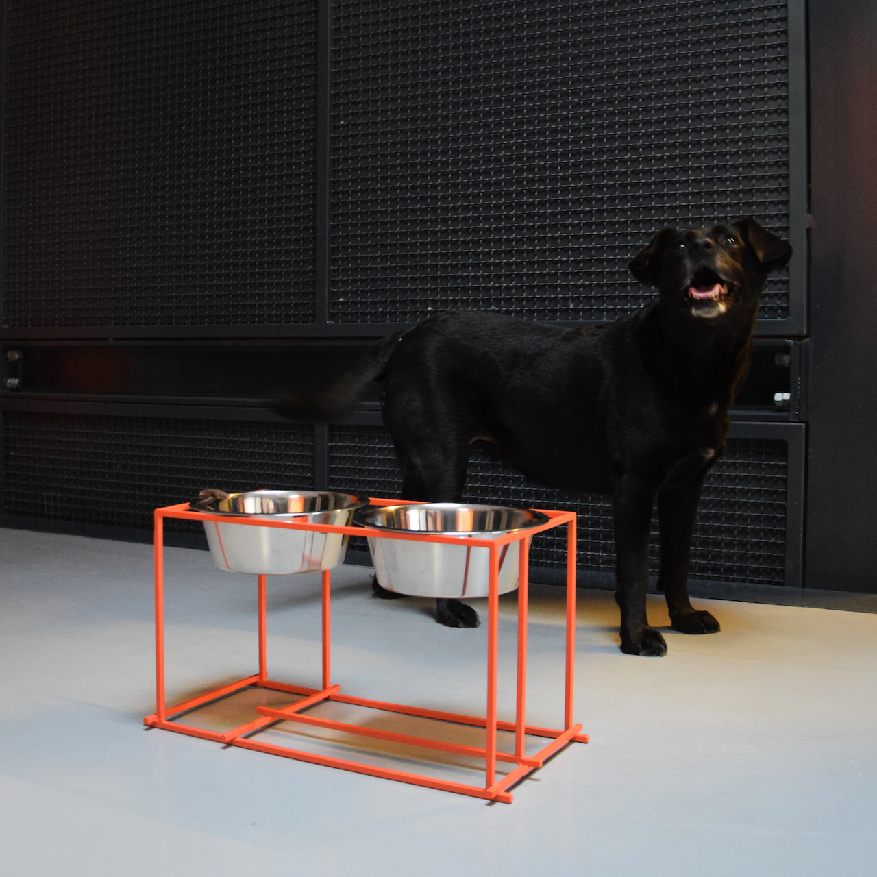 Bauhaus Feeder from Hello Pets