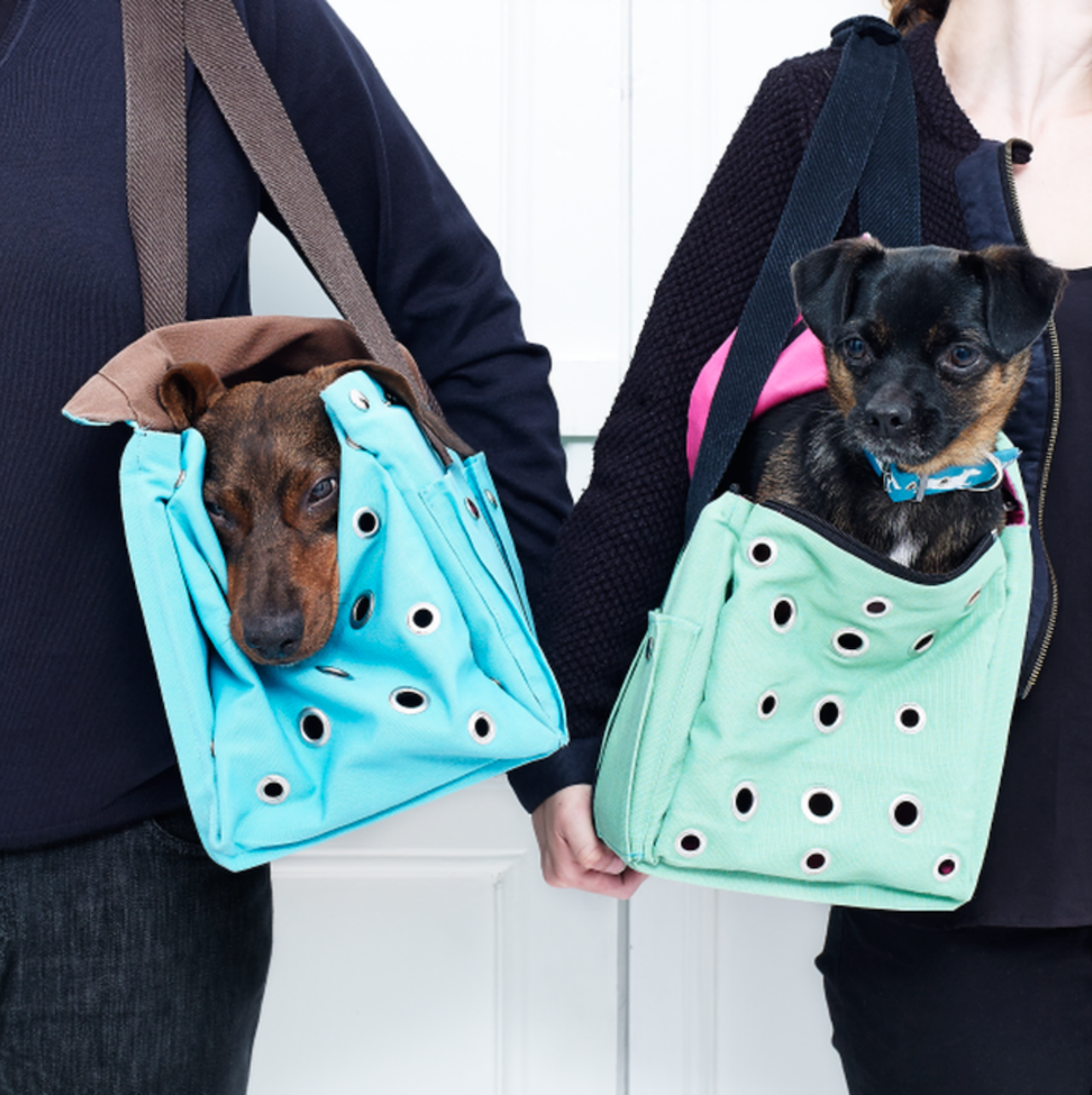Melollevo 2-in-1 Pet Carrier and Travel Bed from Pepito&Co.