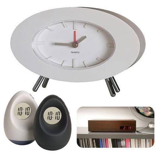 Alarm Clocks - Design Milk