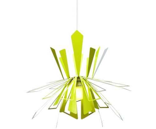 Recycled and Recyclable Lighting