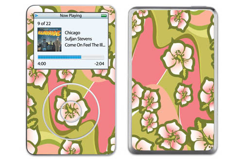 Gelaskins   Artist designed ipod Protectors in technology  Category