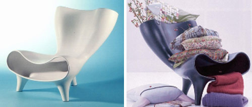 Orgone Chair & Orgone Chair - Design Milk