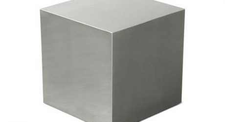Stainless Cube – Gus*Modern