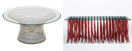 Tables with Interesting Bases