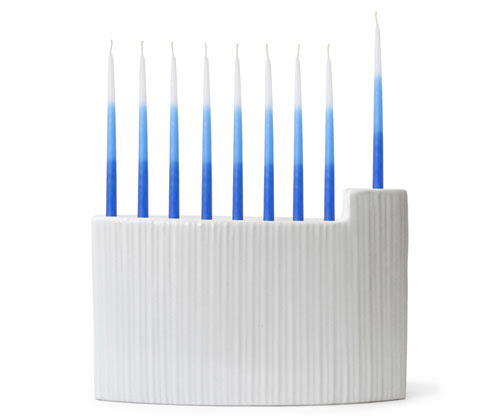 Modern Menorahs in technology style fashion main home furnishings  Category