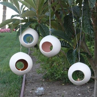 Hanging Candleholders