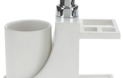 Compact Bath Accessory