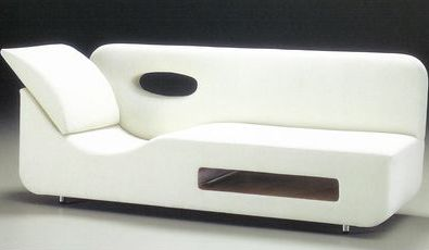 Space age seating design milk for Space age design