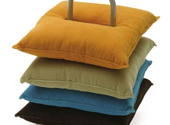 Slotted Cushions