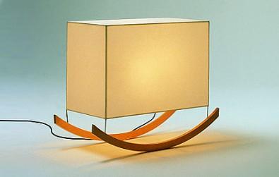 Rocking Lamp