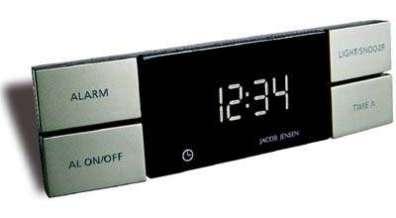 Alarm Clock – Jacob Jensen