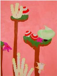 April Behnke in main art  Category