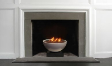 Spark Fires in main interior design home furnishings  Category