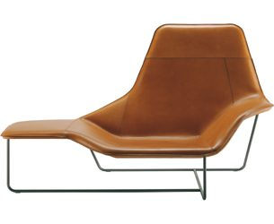 Lama Leather Chair