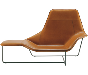 Lama Leather Chair - Design Milk