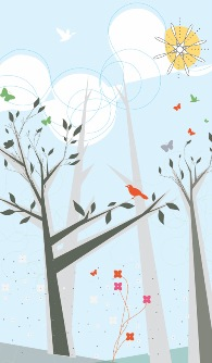 Artist-Designed Wallpaper/Stickers