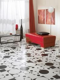 Tarkett Trendy Flooring in main interior design  Category