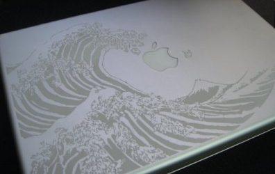 Mac Laser Etching