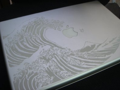 Mac Laser Etching