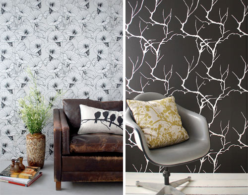 living wallpaper. Ferm Wallpaper