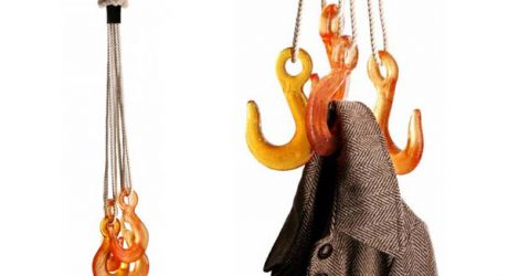 Grapple Coat Hooks