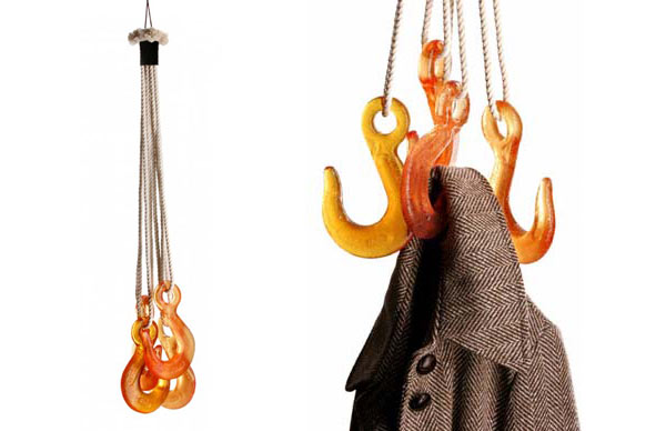 Coat Hook Designs grapple coat hooks - design milk