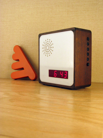 Alba Clock in home furnishings  Category
