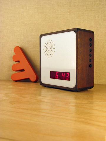 Alba Clock