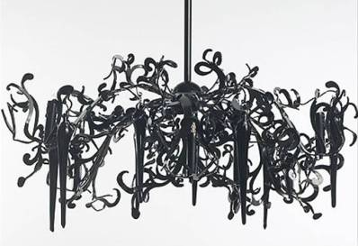 Flowery Chandeliers in home furnishings  Category