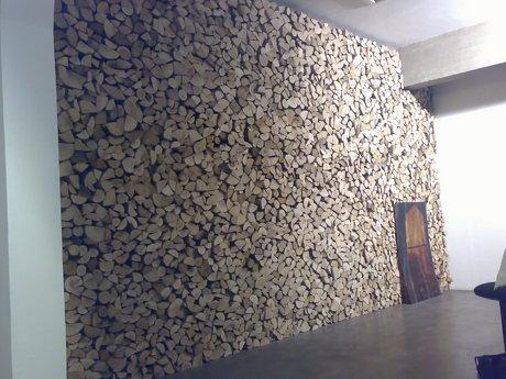 Wood wall design milk Wood wall design