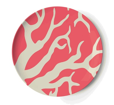 Coral Plates