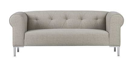Chet Sofa from CB2 in home furnishings  Category