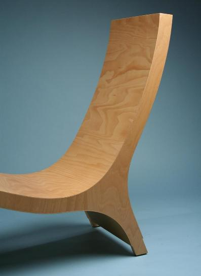 Plywood Chaise in main home furnishings  Category