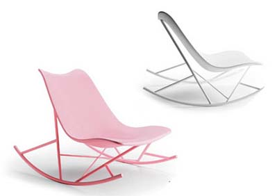 Pink Rocker in home furnishings  Category