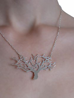 Tree Necklace in style fashion  Category
