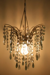 Waterfall Chandelier in main home furnishings  Category