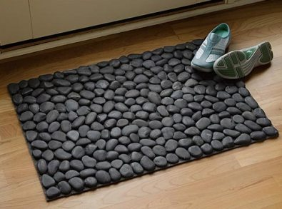 Superior Stone Doormat Idea