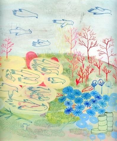 Betsy Walton in main art  Category
