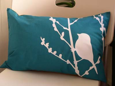 Bird Pillow in home furnishings  Category