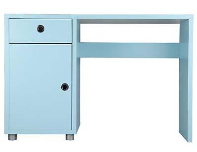 Blue Desks