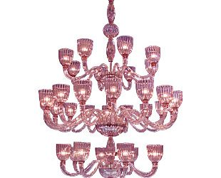 Cloud Chandelier