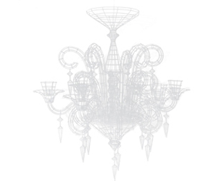 Wire chandelier design milk wire chandelier aloadofball Choice Image