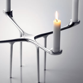 Floating Candelabra