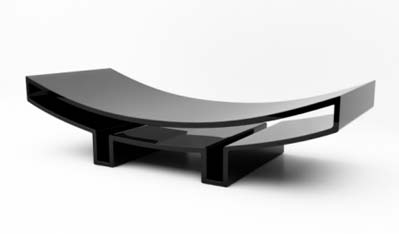 Gabor Jutasi Bench in home furnishings  Category