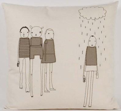 Rain Pillow