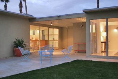 Dreaming of Palm Springs in architecture  Category