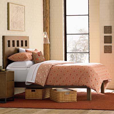 Octagon Bedding