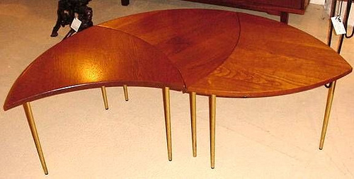 Six part Vintage Coffee Table in main home furnishings  Category