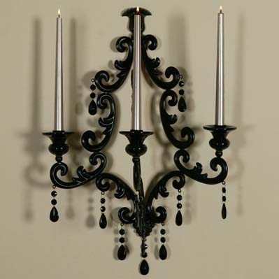 Midnight Wall Sconce