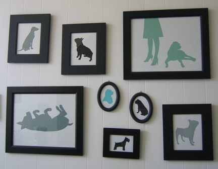 Silhouette Pictures by Karl Johnson